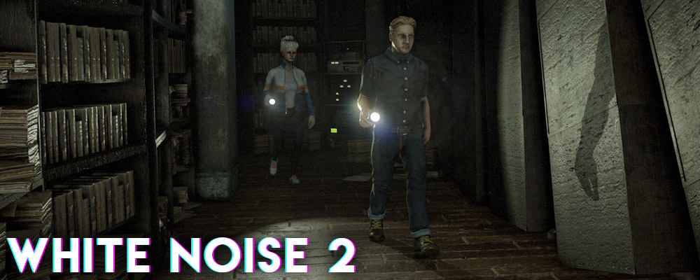 PREVIEW: White Noise 2 | PC Games n News