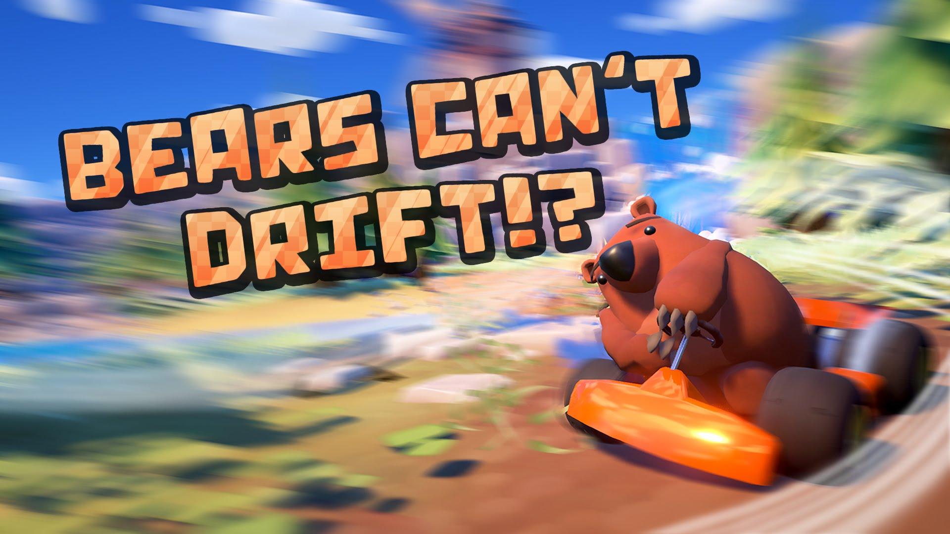 bears-cant-drift