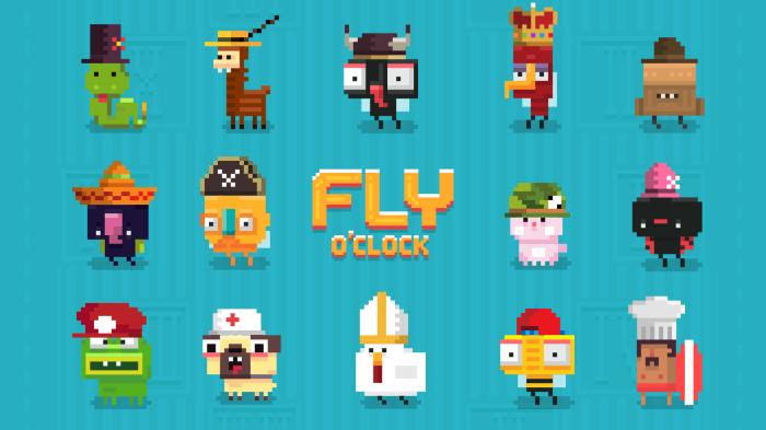 fly-oclock