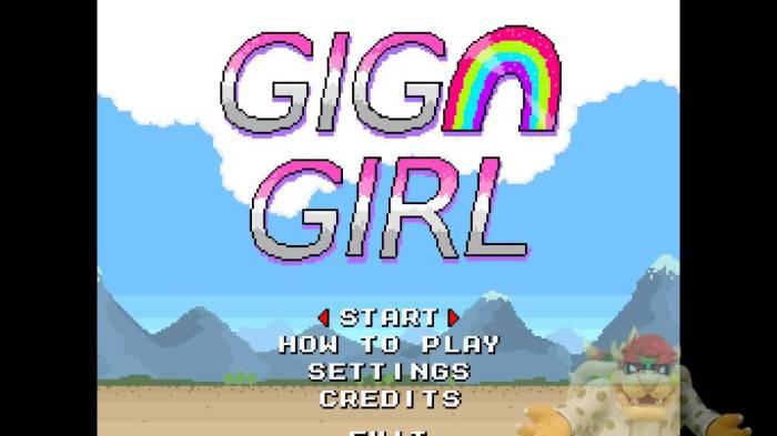 giga-girl